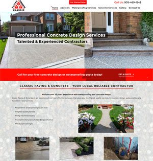 Website Design Services Halifax