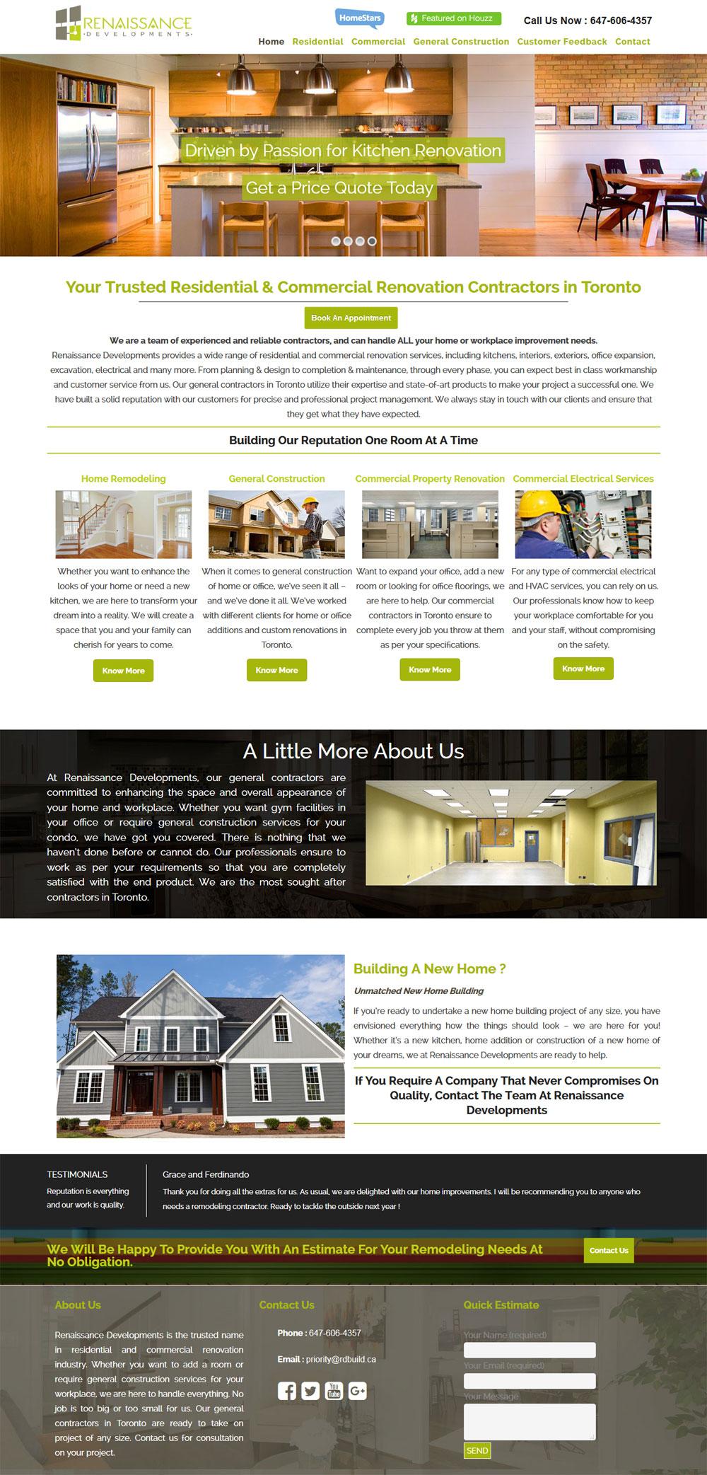 Web Development Services Halifax